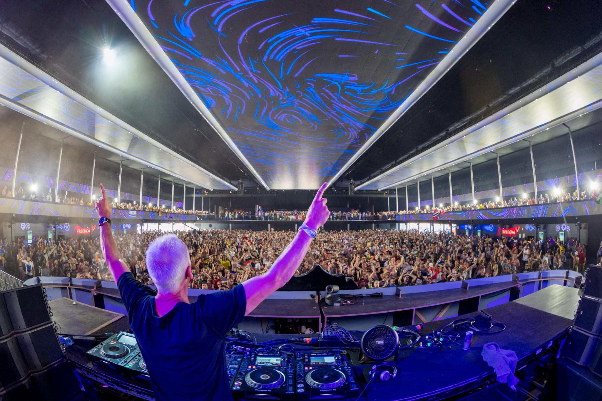 Johan Gielen Trance Energy Tomorrowland 2017