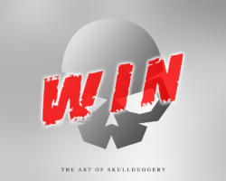 [WIN] Greg Downey + Stoneface & Terminal – The Art Of Skullduggery