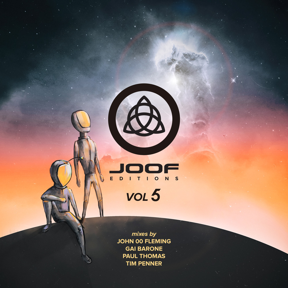 John 00 Fleming, Gai Barone, Paul Thomas & Tim Penner present 'JOOF Editions Vol.5'