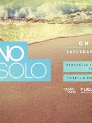 17.08.2019 Menno Solo – On The Beach, Bloemendaal (NL)
