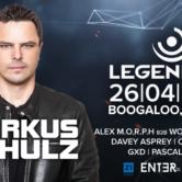 26.04.2019 Legendary Festival pres. Markus Schulz, Zagreb (HR)