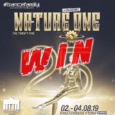 [WIN TICKETS] 02.-03.08.2019 Nature One, Kastellaun (DE)