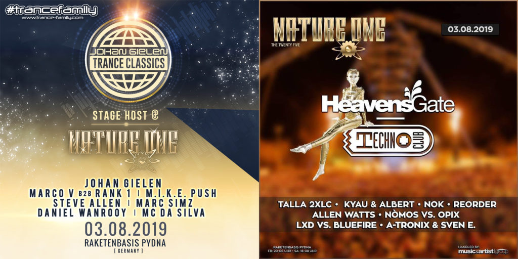 Nature One 2019