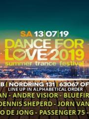 13.07.2019 Dance for Love 2019, Offenbach (DE)