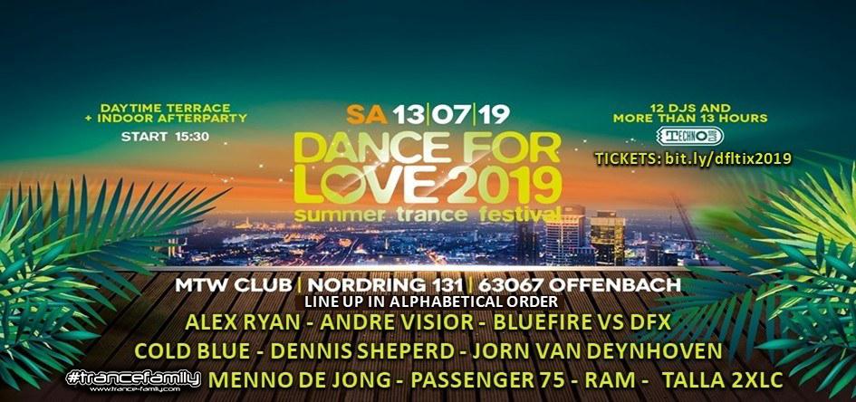 13.07.2019 Dance for Love