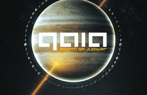 [Album] Armin van Buuren & Benno de Goeij pres. GAIA – Moons Of Jupiter