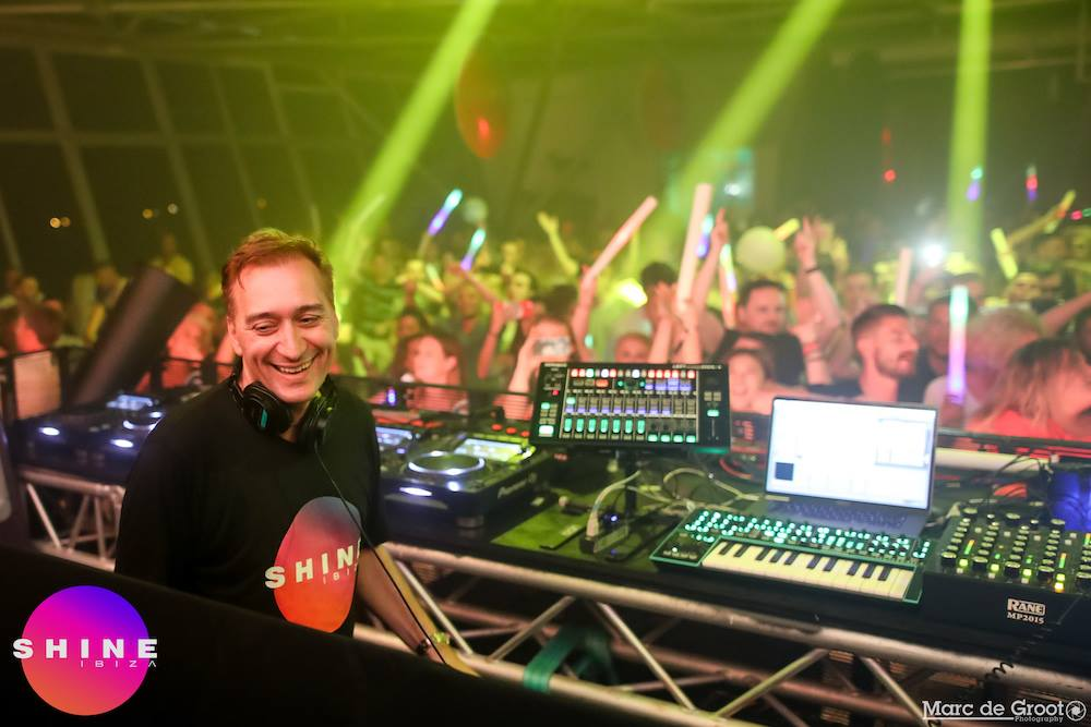 Paul van Dyk Shine