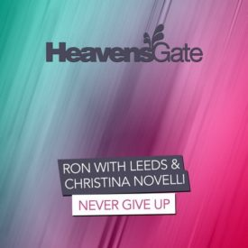 Ron with Leeds & Christina Novelli – Never Give Up