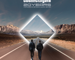 "[Album] Cosmic Gate ""20 Years – Forward Ever Backward Never"" album gets an XL-sized news update!"