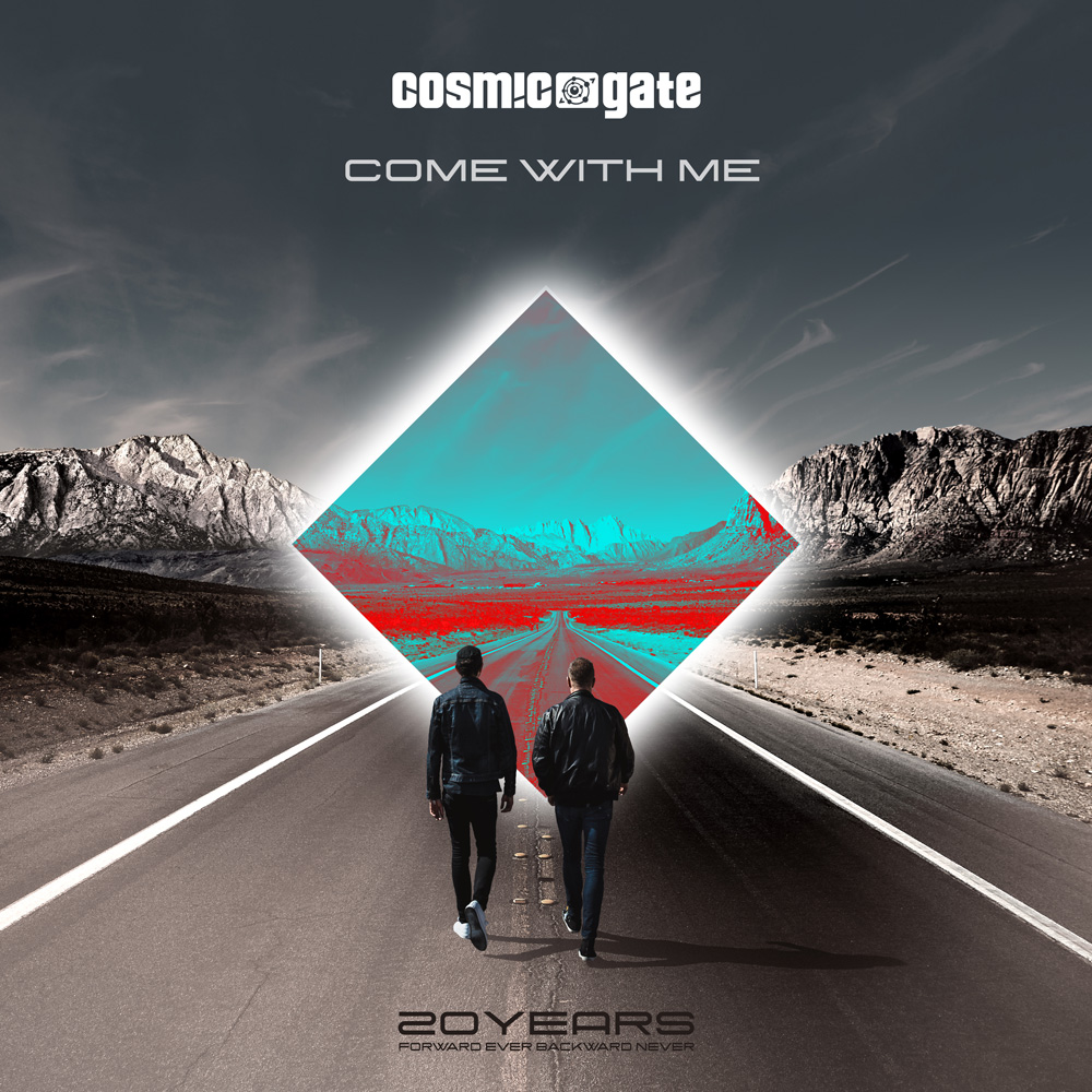 Cosmic Gate - Come With Me