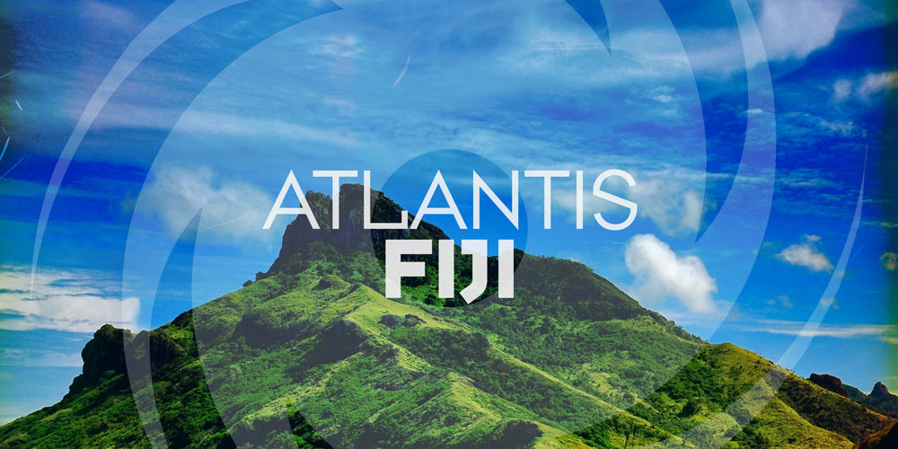 [Single] Atlantis – Fiji (ReOrder + Meeting Molly Remixes)