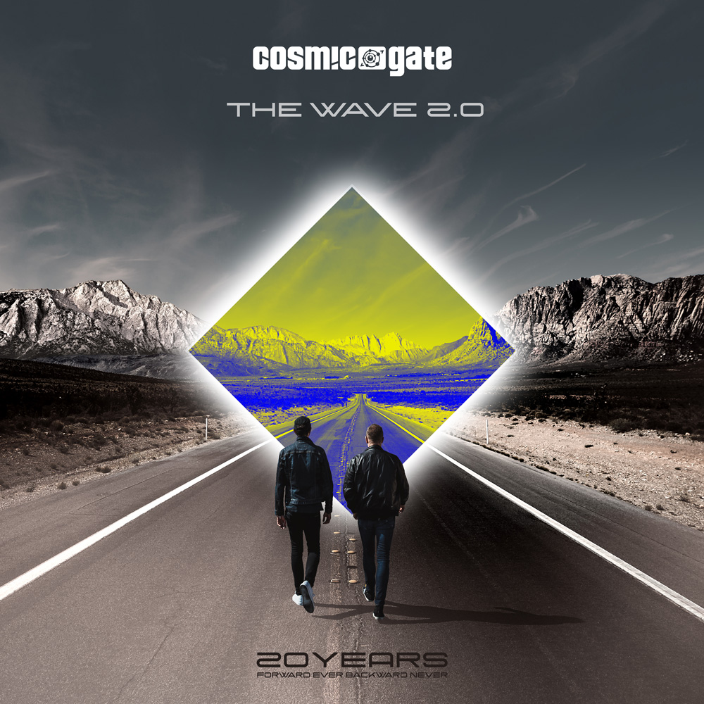 Cosmic Gate - The Wave 2.0