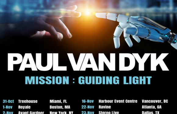 Paul van Dyk announces new fall tour of North America ahead of new album