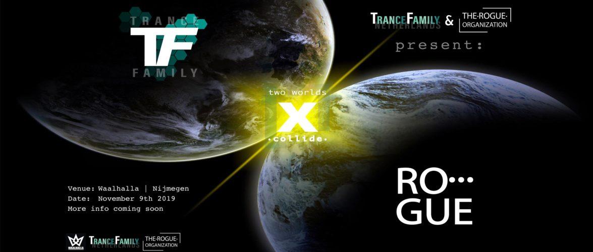 09.11.2019 TranceFamily X Rogue, Nijmegen (NL)