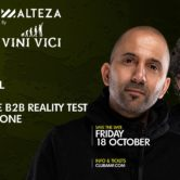 18.10.2019 Club AMF pres. Alteza by Vini Vici, Amsterdam (NL)
