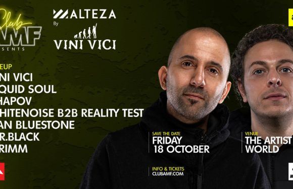18.10.2019 Club AMF pres. Alteza by Vini Vici, Amsterdam (NL)