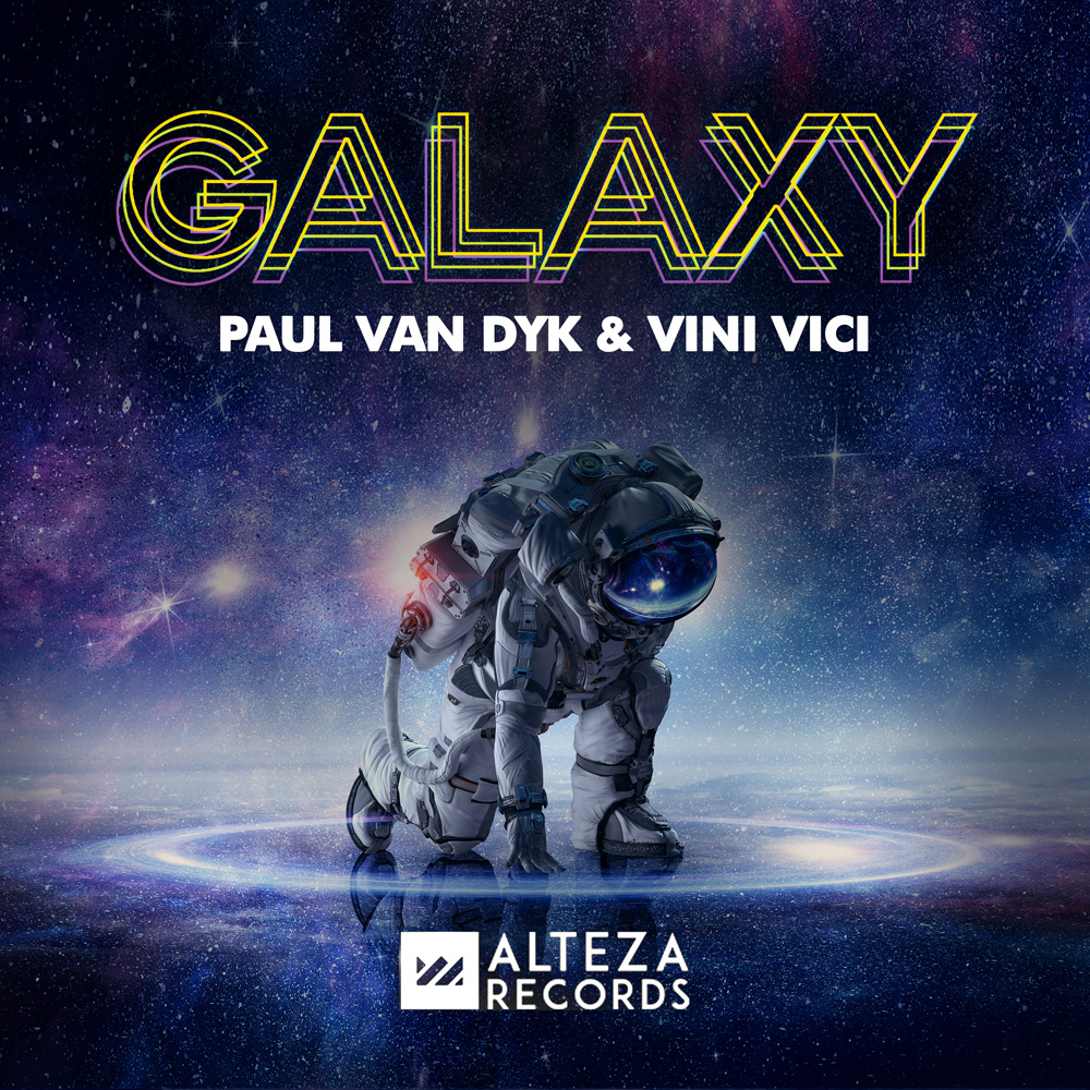 Single] Paul van Dyk & Vini Vici - Galaxy
