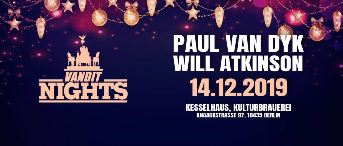 14.12.2019 Vandit Night, Berlin (DE)