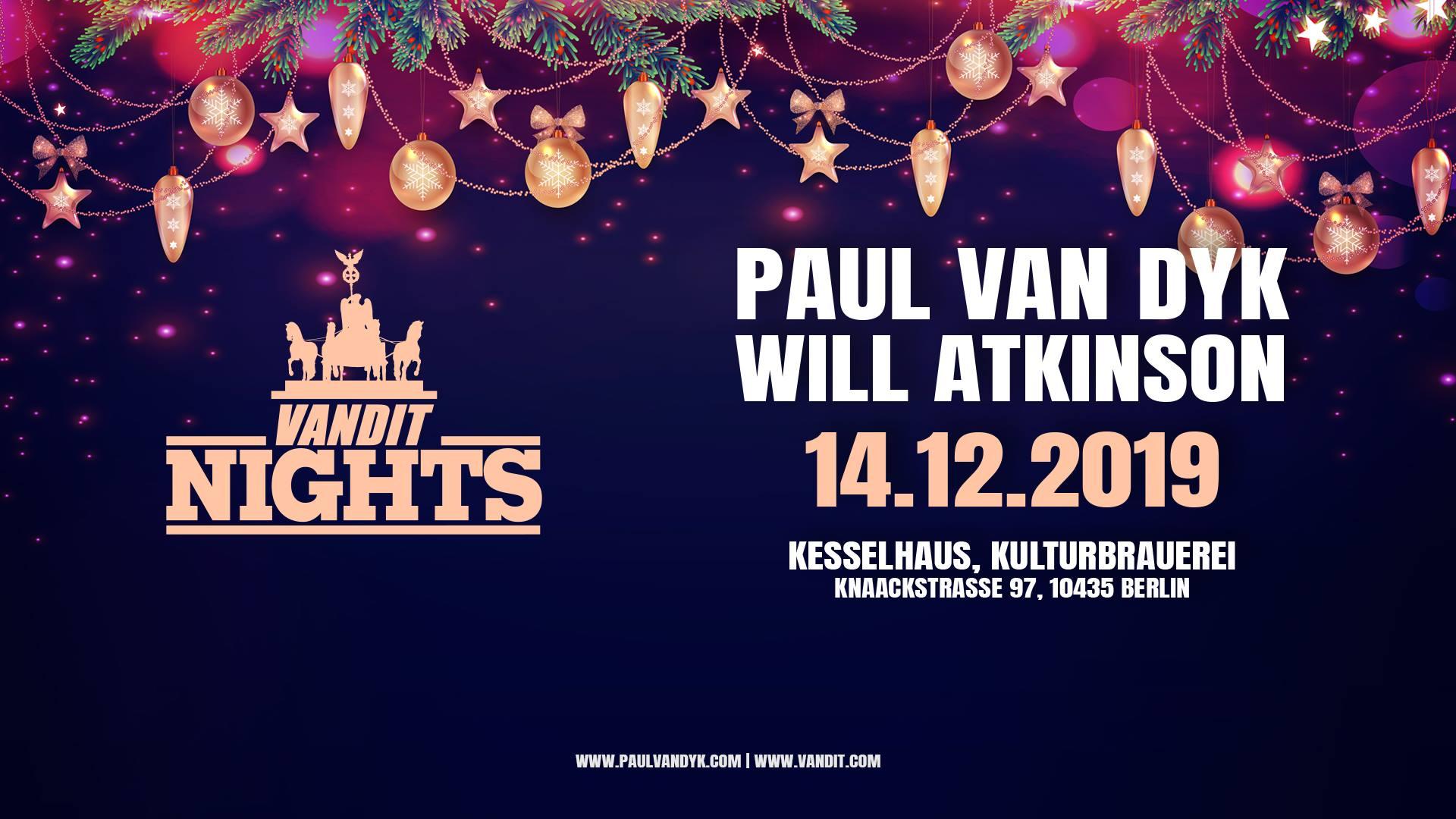 14.12.2019 Vandit Night, Berlin
