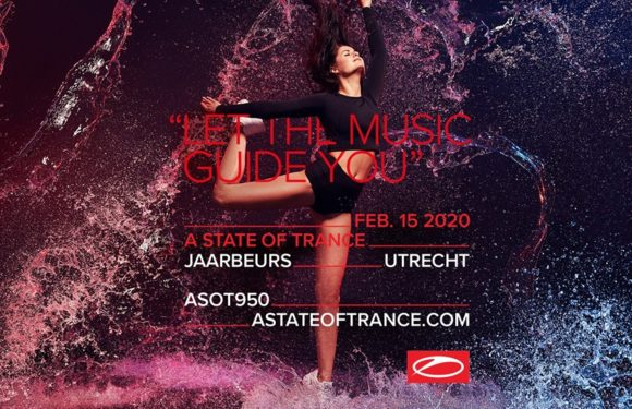 ASOT950 theme and first names on lineup announced at ADE