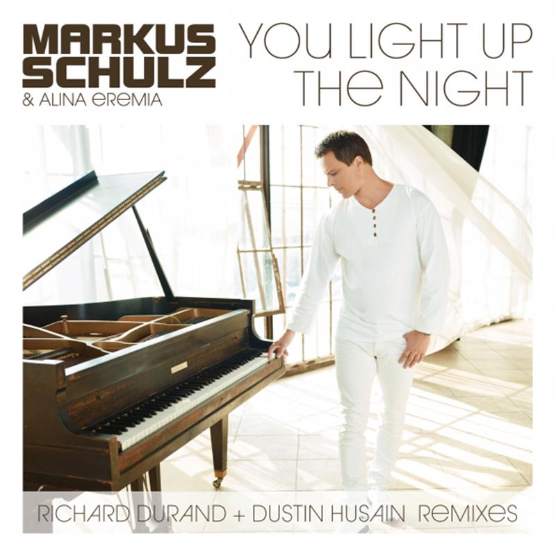 Markus Schulz & Alina Eremia - You Light Up The Night (Remixes)