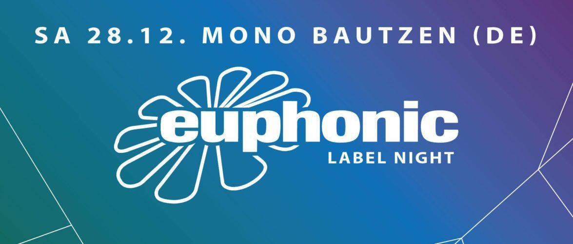 28.12.2019 Euphonic 300 Release Party, Bautzen (DE)