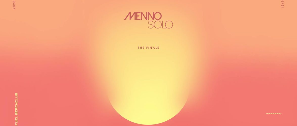 12.09.2020 Menno Solo – The Finale, Bloemendaal (NL)