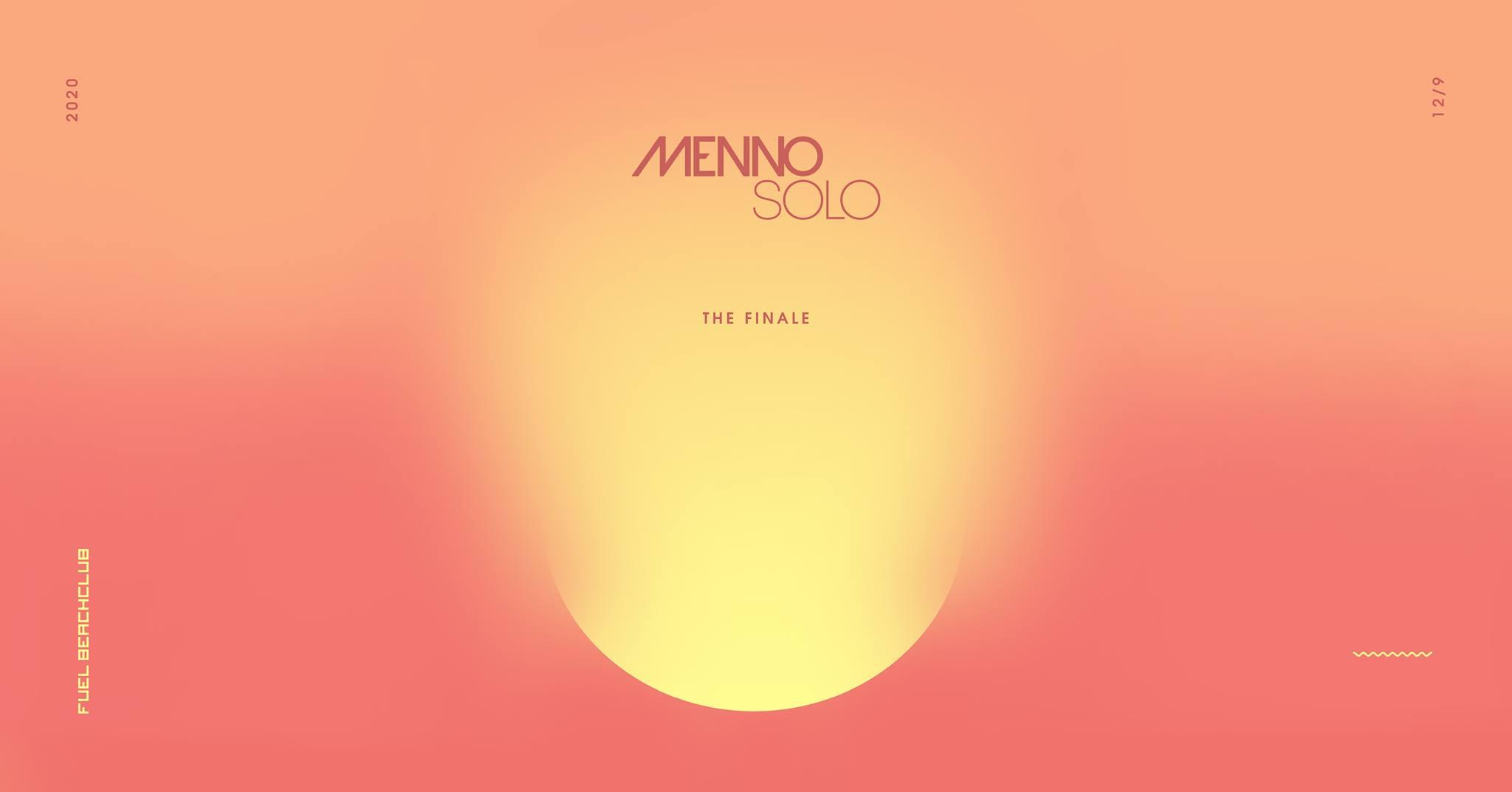 12.09.2020 Menno Solo - The Finale, Bloemendaal