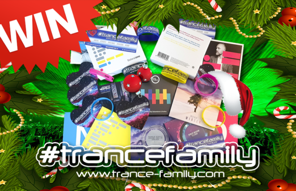 #TranceFamily Christmas competition 2019