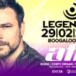 29.02.2020 Legendary pres. ATB, Zagreb (HR)