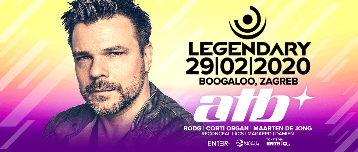 29.02.2020 Legendary pres. ATB, Zagreb