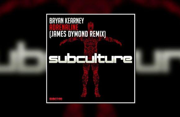 Bryan Kearney – Adrenaline (James Dymond Remix)