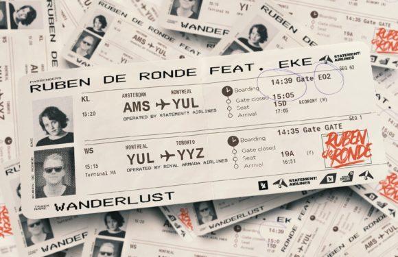 Ruben de Ronde feat. EKE – Wanderlust